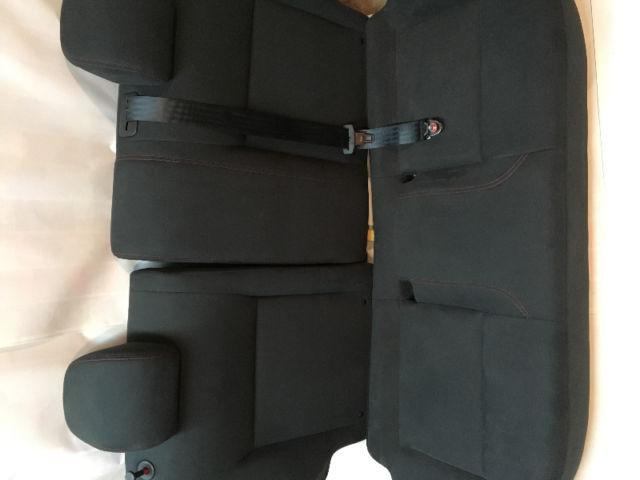Juke Rear Seats