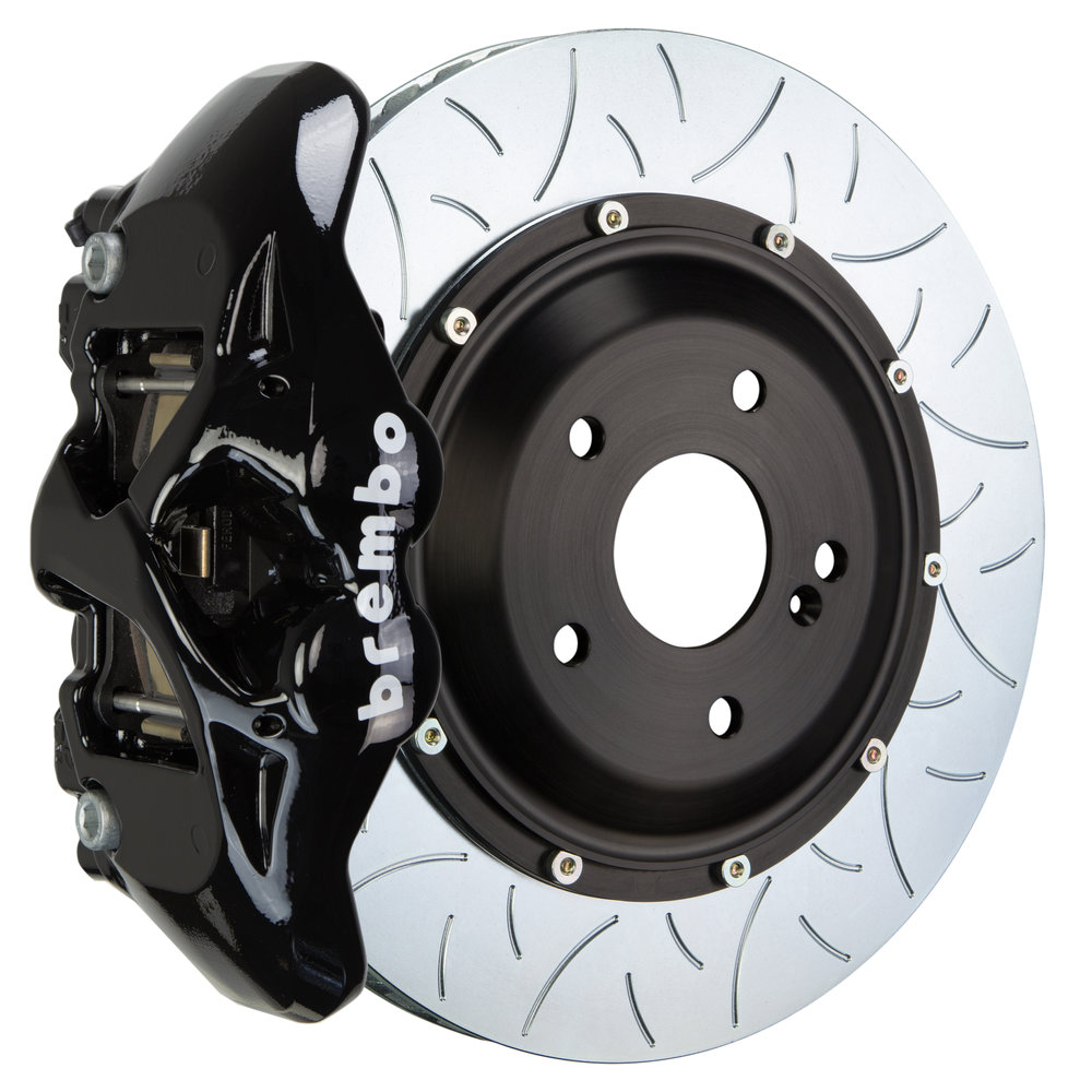 Black Caliper/Type 3 Disc