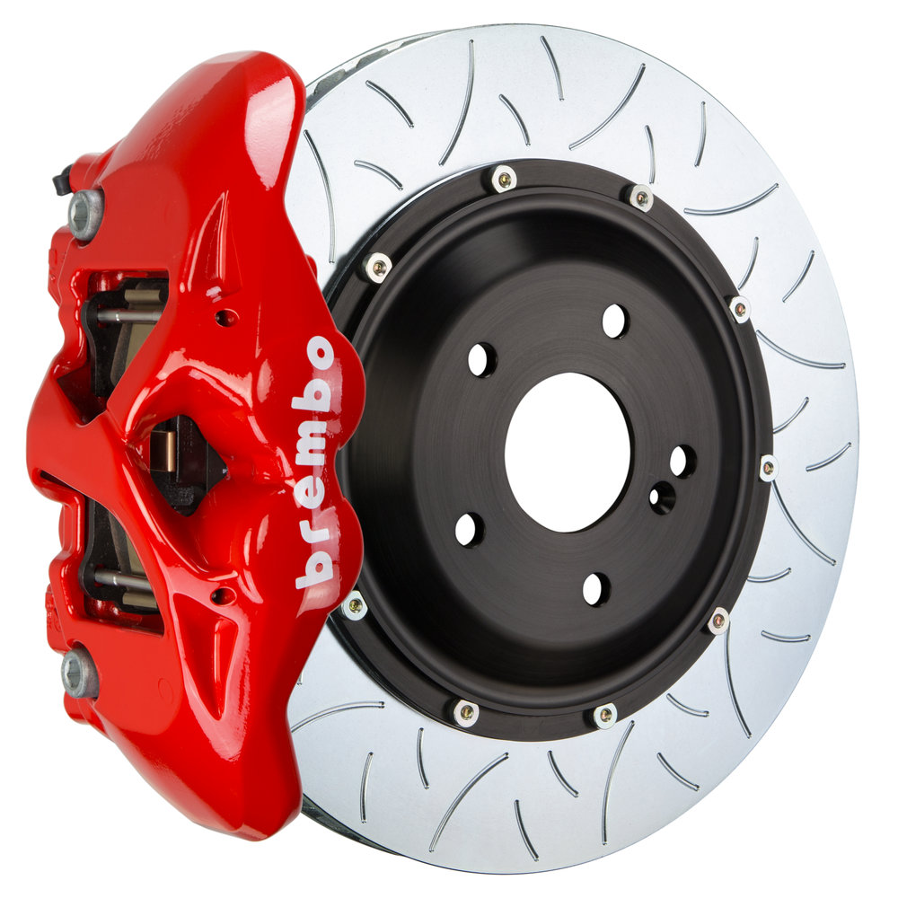 Red Caliper/Type 3 Disc