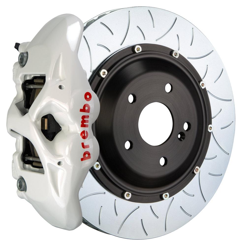 White Caliper/Type 3 Disc
