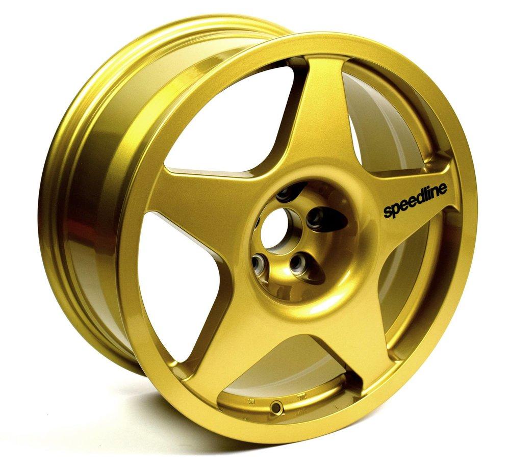 Speedline Retro 2110 Gold