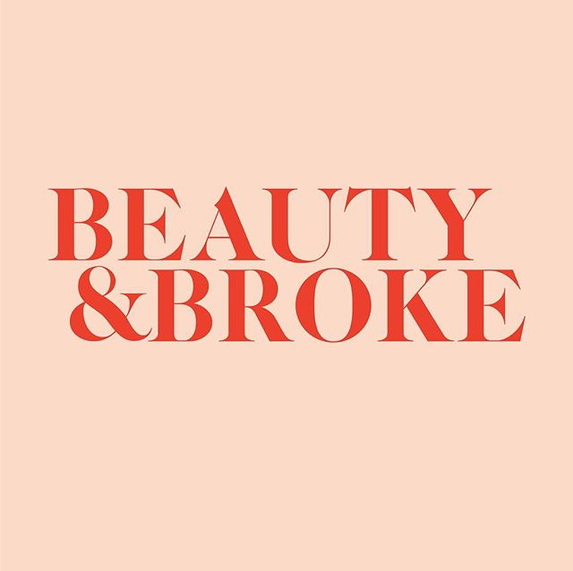 LIFE UPDATE !!! Recently created a new account to showcase my work as a makeup artist- would mean the world if you gave @beautyandbroke a follow✨ logo by @mgnbllrd