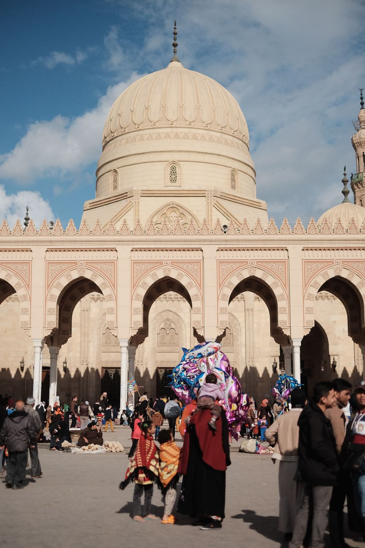 Sidi Badawi Mosque