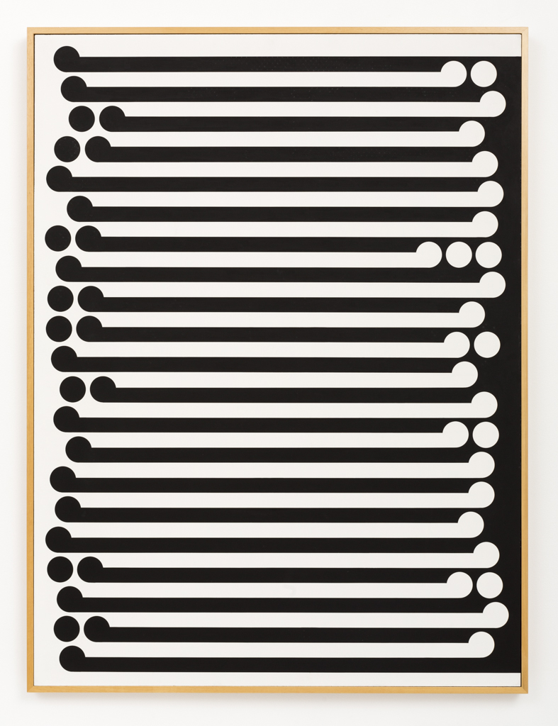 Black on White, 1965