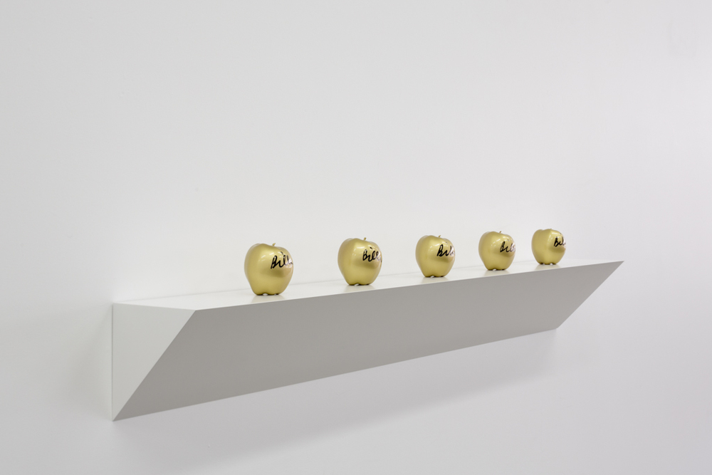 BILLY APPLE® is 50, installation view, Starkwhite, 2012