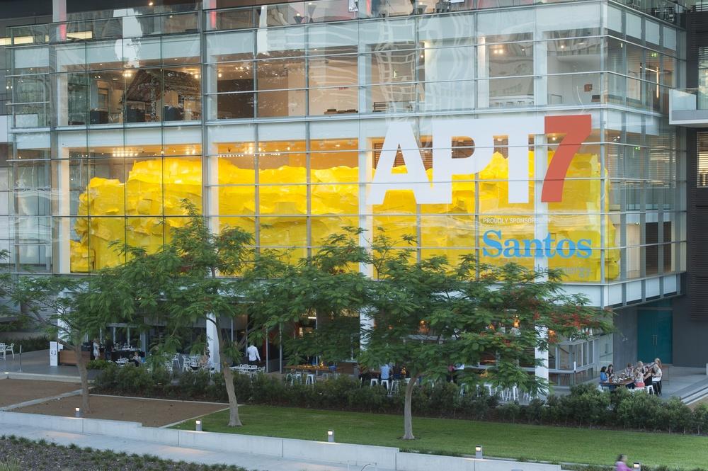 Big Yellow  Asia Pacific Triennial 2012