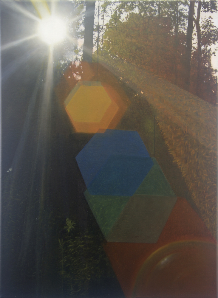 Blue Hexagon Sun, 2012
