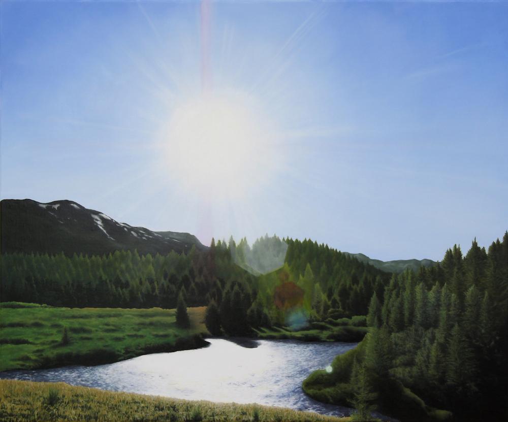 Morning Sun, 2011