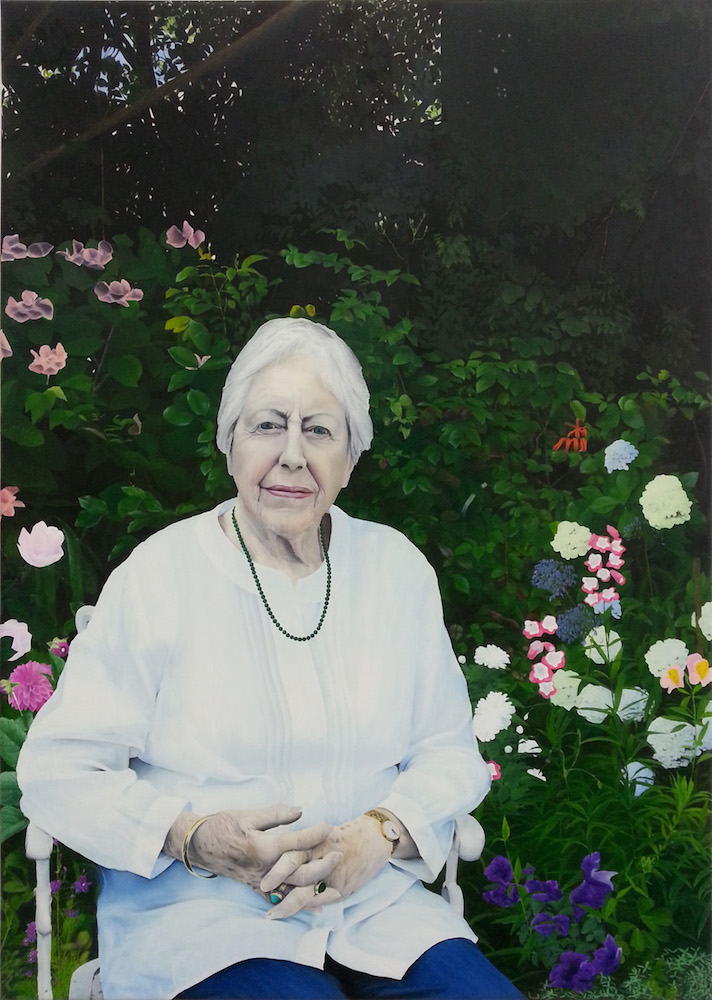 Portrait of J. L, 2014