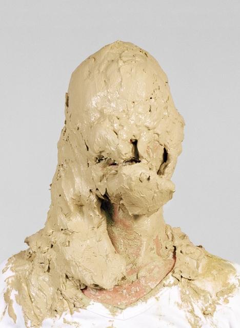 Clay Head 3, 2008, colour photograph, 650 x500mm