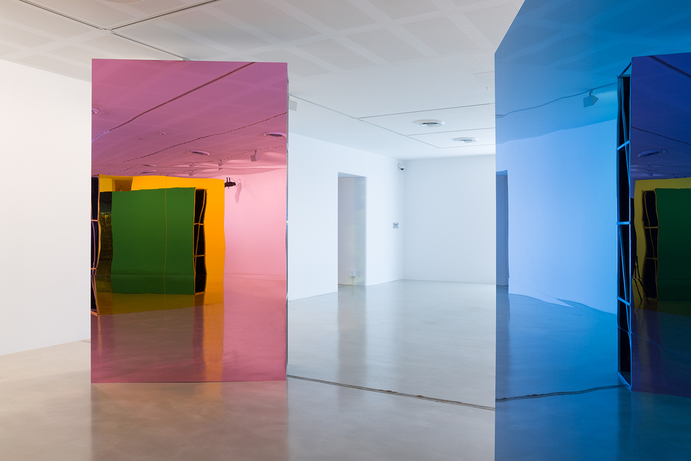 Rebecca Baumann and Brendan Van Hek Colour Restraint 2015