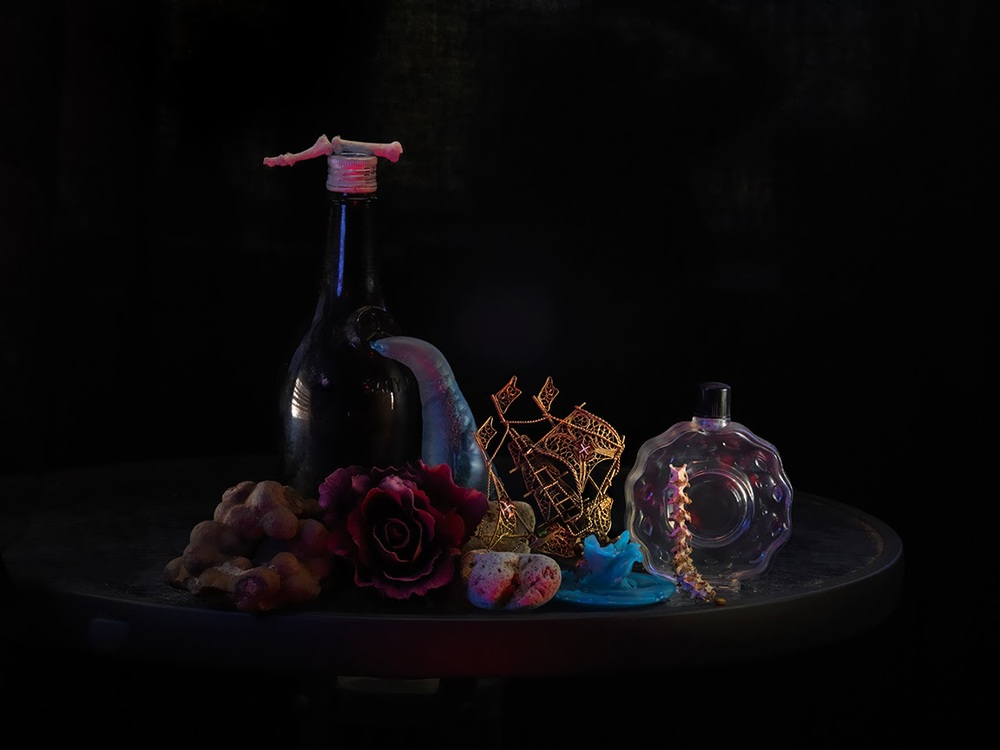 e-Sanyo Bottle, Shipwreck and a Rose_Ripiro 2013_1274.jpg