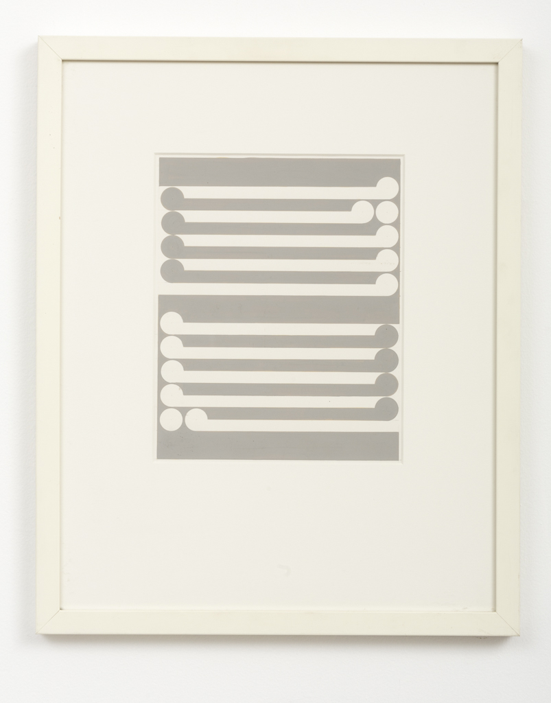 Gordon Walters,  Untitled , courtesy of the Walters Estate
