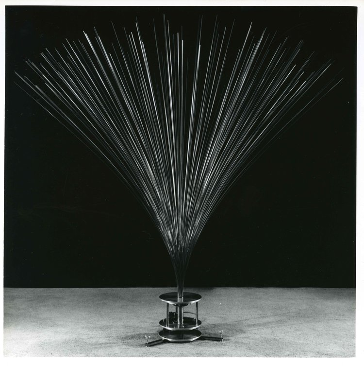 Len Lye Fountain, 1959-60, Len Lye Foundation Collection, Govett-Brewster Art Gallery