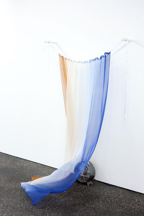 Alicia Frankovich,  Outside Before Beyond , 2017, installation view, Kunstverein fur die Reinland und Westfalen, Dusseldorf, curated by Eva Birkenstock