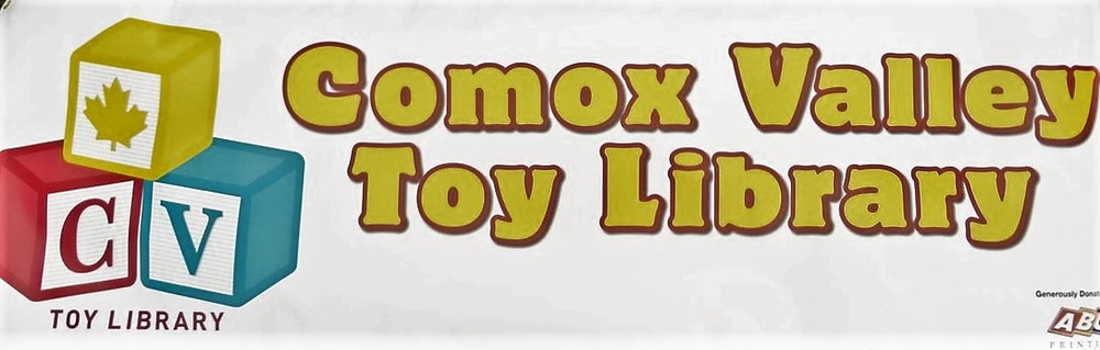 The Comox Valley Toy Library Society is a volunteer operated non-profit society offering an affordable and environmentally conscious alternative by lending toys to families and caregivers of young children. St. George's partners with the Toy Library by offering the space for the toy library to operate free of charge. Click the banner above to find out more about them or to see their hours.