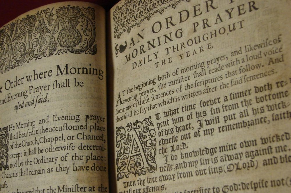 The Book of Common Prayer, 1661