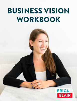 Business Vision Workbook