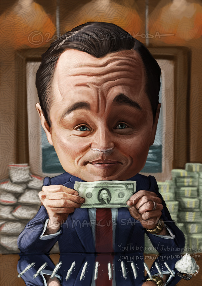 Leo, the Wolf of Wall Street, 2014