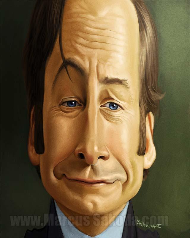 Bob Odinkirk, Saul Goodman