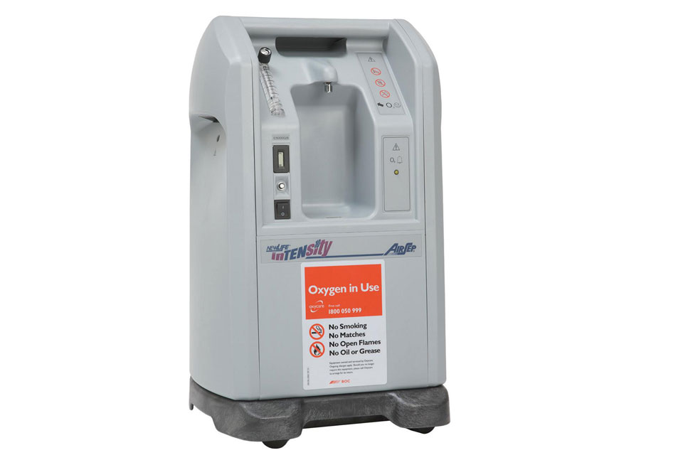 Intensity 10 Oxygen Concentrator