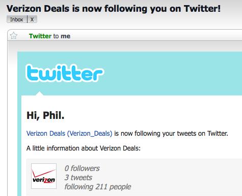 Verizon Deals
