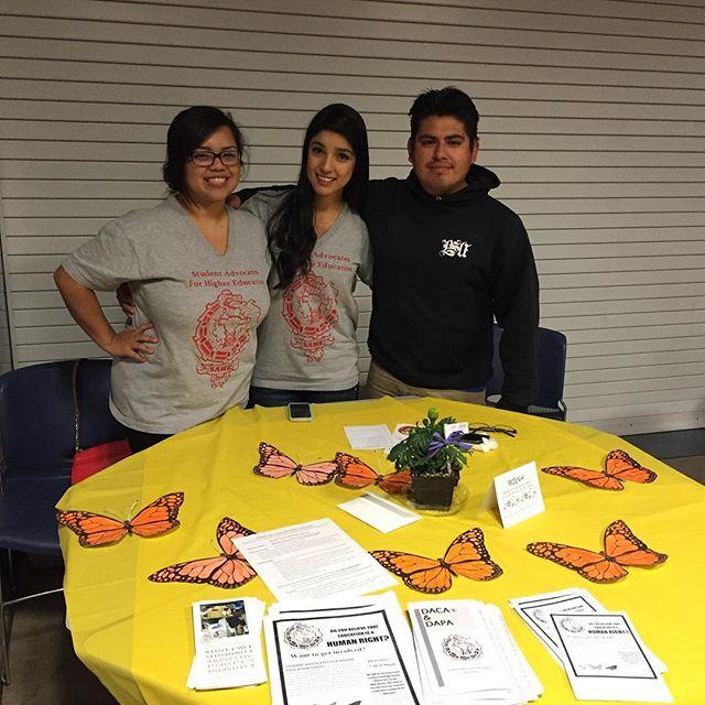 Motivando a nuestros estudiantes latinos #studentpower #sjsu