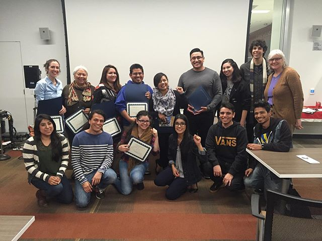 Yesterday SAHE hosted its Second Annual Immigration forum. #studentpower #spartans #sjsu