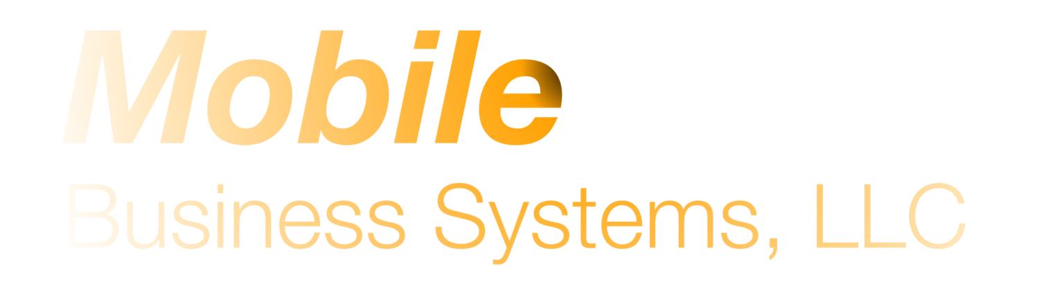 Mobile Business Systems LLC