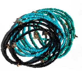 Reef Shark Bracelet, $60