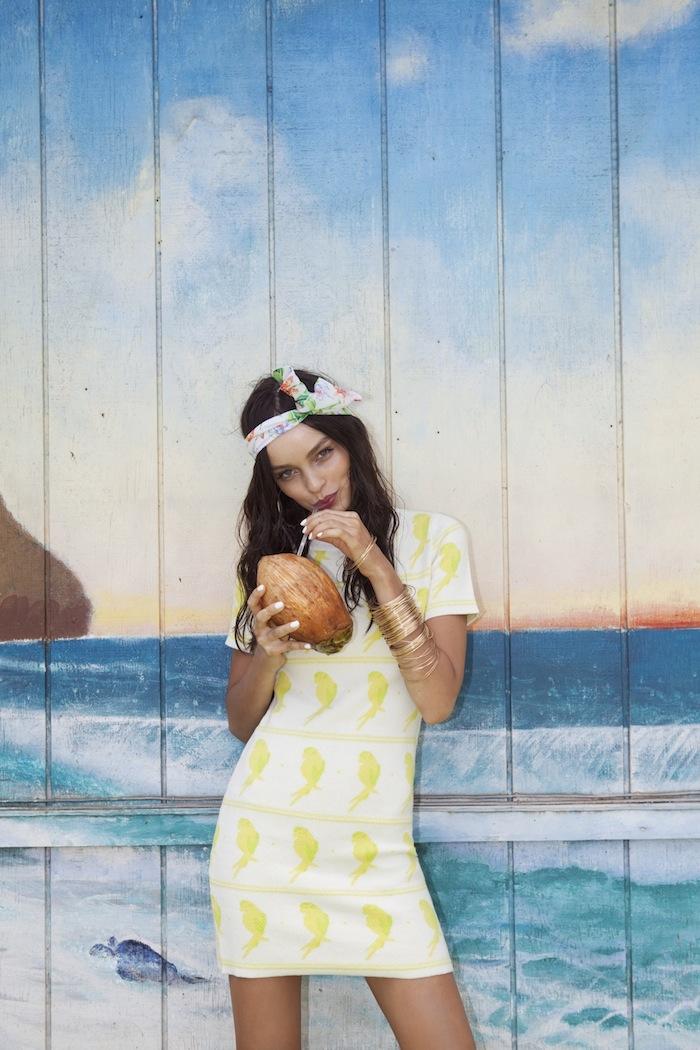 For Love & Lemons Pacific Getaway