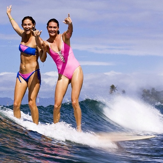 Camille & Jackie Brady of CAMI & JAX SWIMWEAR interview now on TheEditHawaii.com
