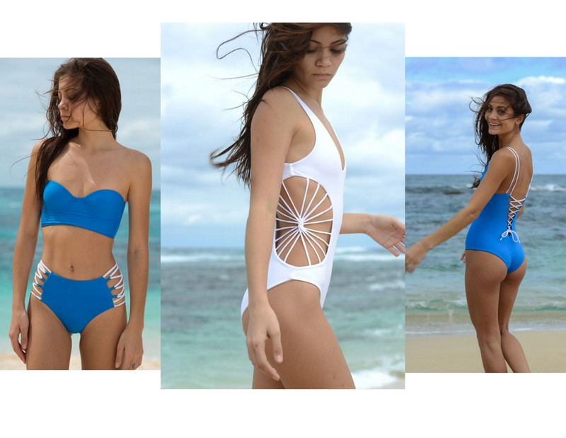 CAMI & JAX SWIMWEAR via TheEditHawaii.com