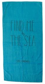 San Lorenzo Towel