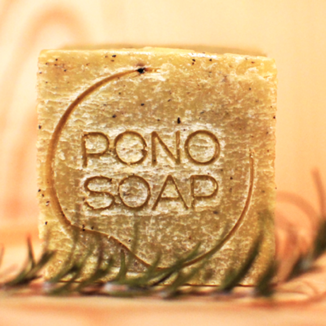 Frank & Rose, by Pono Soap