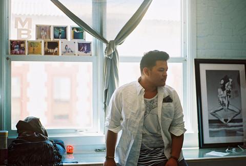 Matt Bruening, designer of Salt Liko // TheEditHawaii.com