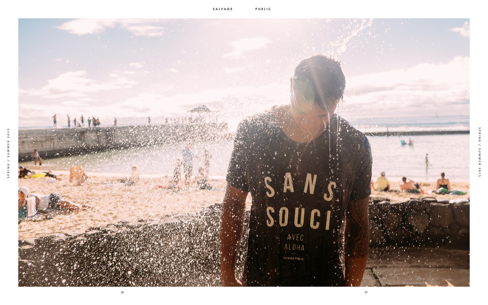 SALVAGE PUBLIC SPRING/SUMMER 2015 // THE EDIT HAWAII