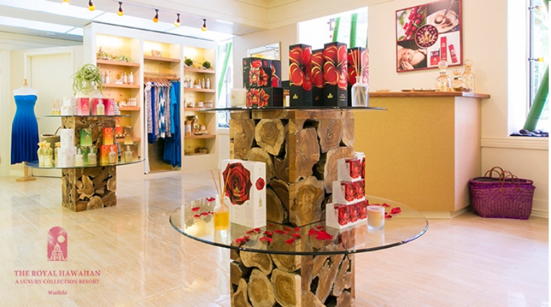 Malie Organics at Royal Hawaiian Center // The Best Waikiki Shops, TheEditHawaii.com