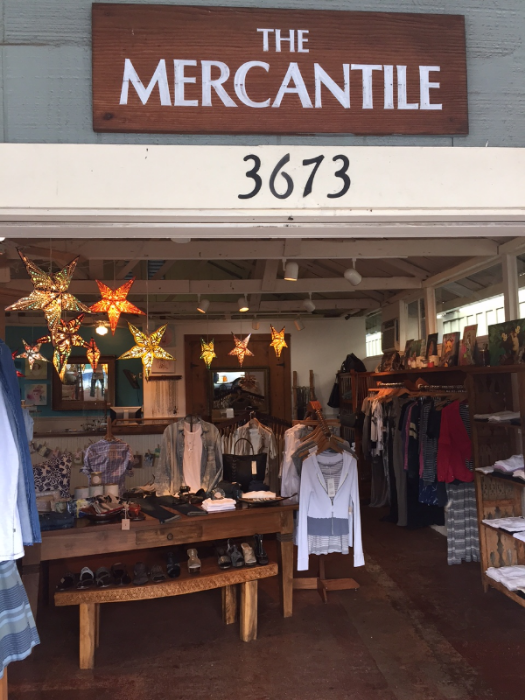 Must-Stop Shops in Maui: The Mercantile // TheEditHawaii.com