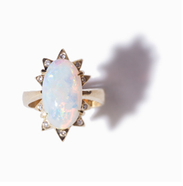 Crystal Opal Ring : Big Island Jewelers.png