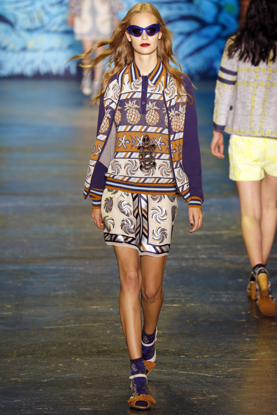 trends, Island style at Anna Sui spring summer 2016, The Edit Hawaii.png