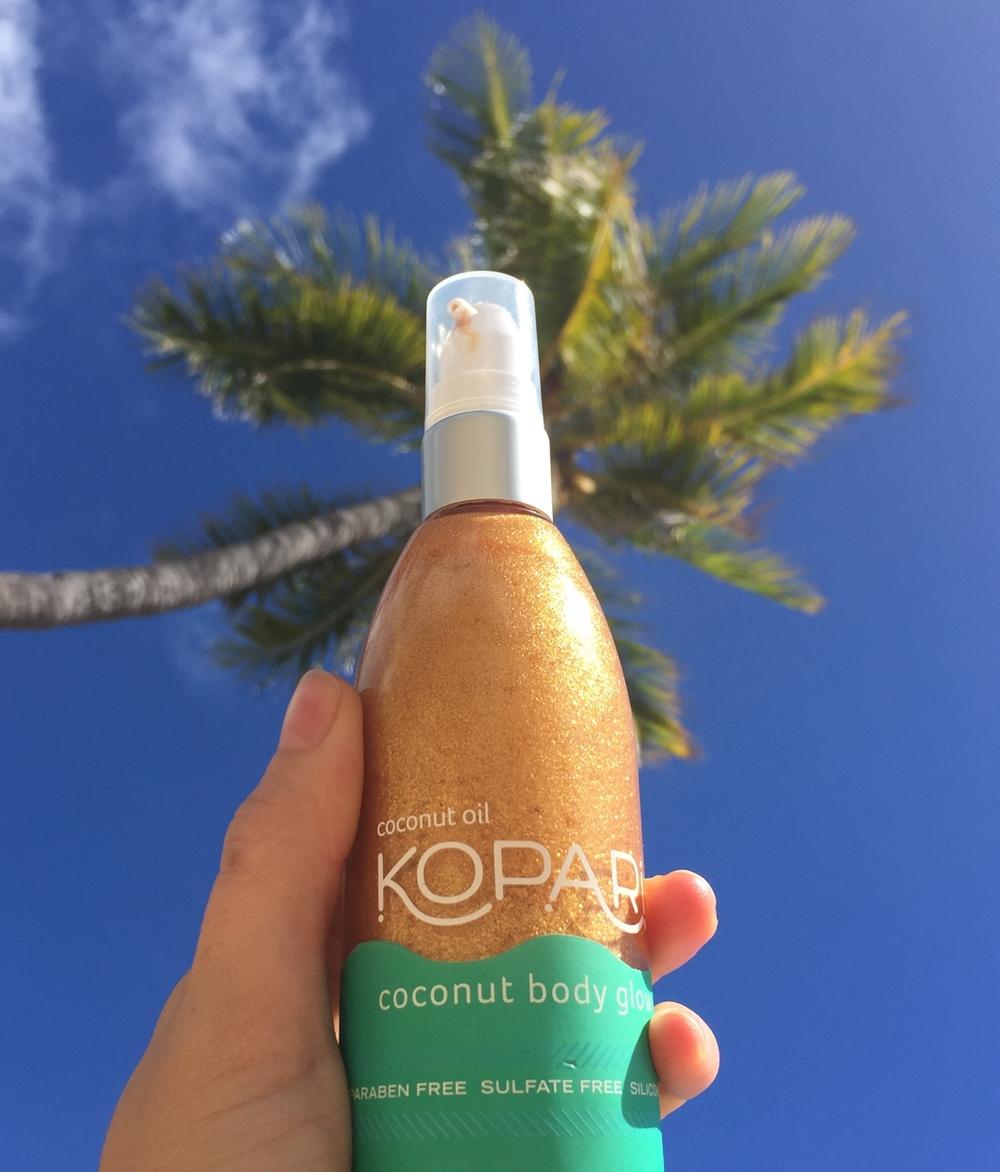 Kopari Coconut Body Glow // TheEditHawaii.com