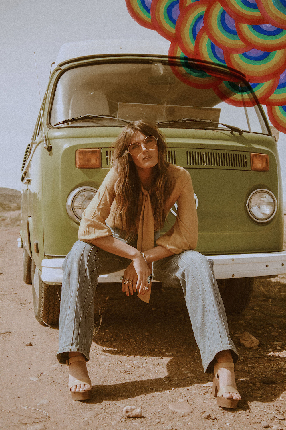 SUGARHIGH LOVESTONED, VW BUG LOVE, DESERT VIBES - THE EDIT HAWAII