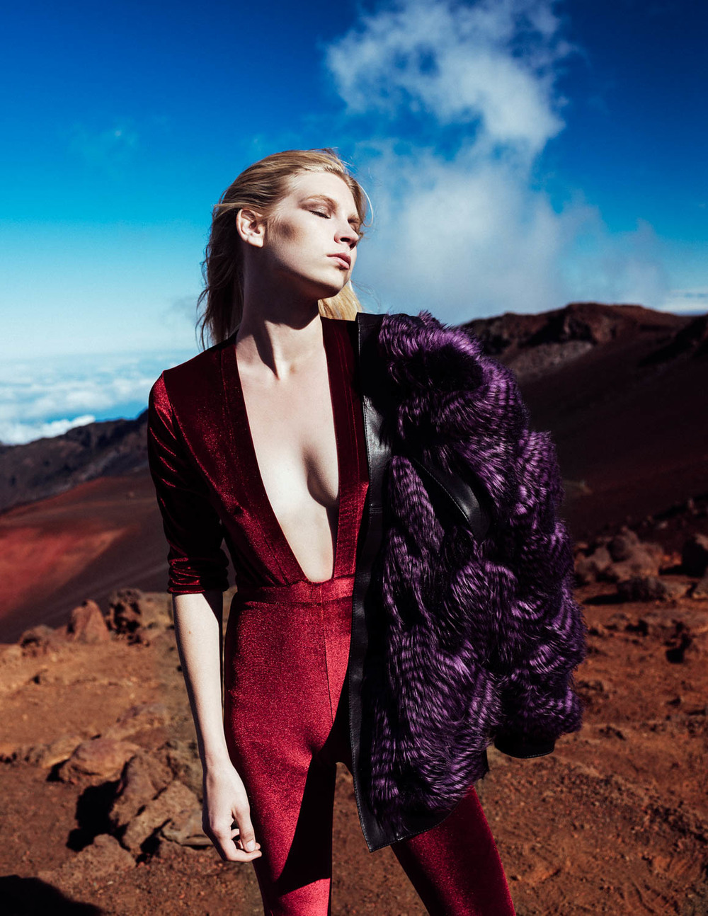 HALEAKALA HAUTE // THE EDIT HAWAII