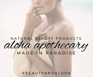 Aloha Apothecary / a curated online beauty boutique for natural beauty products made in Hawaii #beautyandaloha
