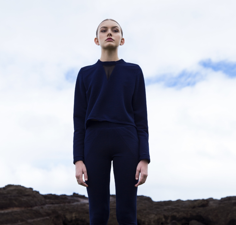 MOODY BLUES // an editorial by Jessica Wertheim, TheEditHawaii.com