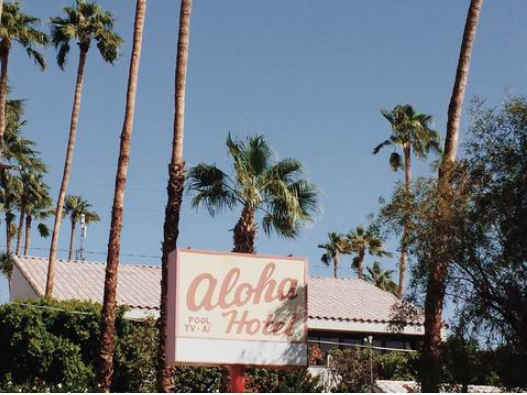 ALOHA APOTHECARY: ALOHA GUIDE TO PALM SPRINGS - A quick guide to Palm Springs. Where to eat/drink, shop, stay and more.
