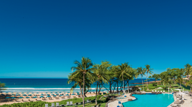 MODERN LUXURY HAWAII: BEACHFRONT BEAUTY - The Big Island's Gold Coast just got hotter thanks to the Westin Hapuna Beach Resort's $46 million renovation.
