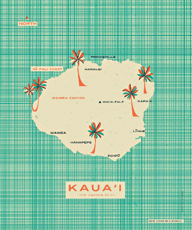 HAWAII INSIDER GUIDE: KAUAI - The inside scoop on where to shop, dine, explore and more on Kauai, the Garden Isle.