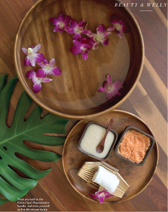 HAWAII INSIDER GUIDE: BEAUTY & WELLNESS - The very best spas, treatments and zen havens here in Hawaii.